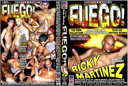 Big City Video - Fuego! - The Best of Ricky Martinez