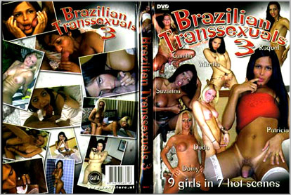 Sexystore - Brazilian Transsexuals Nr. 03